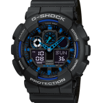 Casio G-Shock GA-100-1A2ER Watch Review