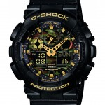 Casio G-Shock GA-100CF-1A9ER Watch Review