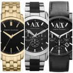 10 Best Recommended Armani Exchange Watches For Men Under £200. Popular Men's Watch.