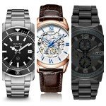 16 Best Watches Under £200 (Janaury 2017) For Men